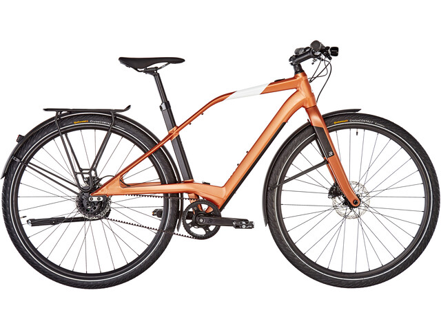 LOGO XD02 ebikemotion E-bike, bronze/black/grey